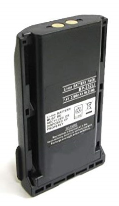 ecd2602b7e6 BP-232N  7.4 volt 2200mAh rechargeable Li-ION battery for ICOM radios. Fits  MANY models!