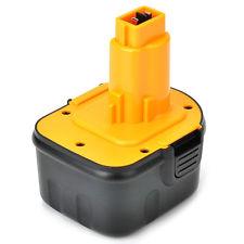 Dw9072 12v 2000mah Ni Cd Battery For Dewalt And Black