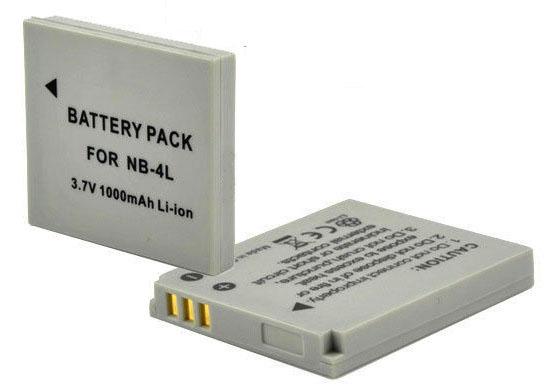Nb 4l 3 7volt 1000mah Rechargeable Li Ion Battery For