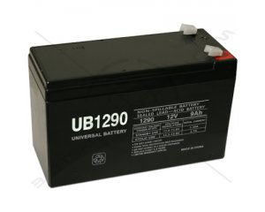 Ub1290 12 Volt 9 Amp Hour Sealed Lead Rechargeable Battery