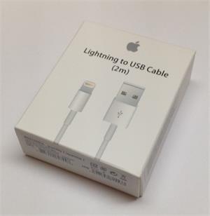 Apple Lightning To Usb Cable 2m Md819zma: MD819ZM/A - Lightning to USB Cable (2m)rh:store.batteriesamerica.com,Design